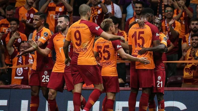 Galatasaray edge out Goztepe in Istanbul