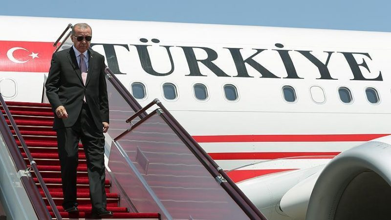 Turkish president to visit Germany late September