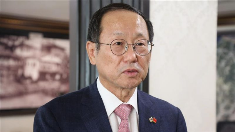 Koreans will never forget Turkey: Envoy