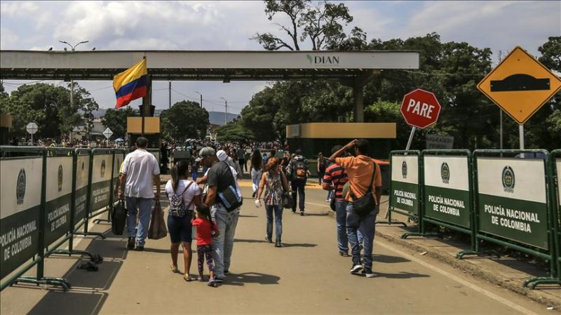 Venezuela's Neighbors Seek Aid to Grapple with Migration Crisis