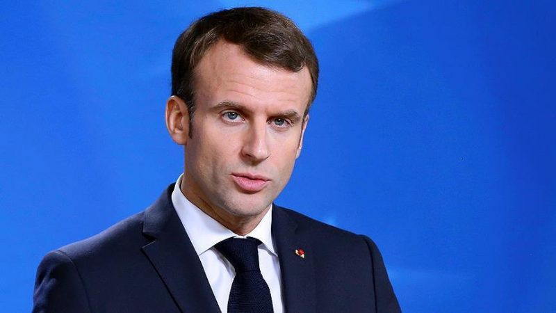 French president announces minimum wage rise
