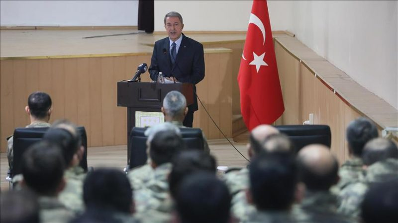 Turkey 'intensely' preps for counter-terror op in Syria