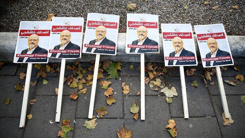 Saudis seek death penalty for 5 suspects in Khashoggi case