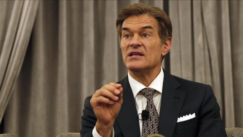 Father of Dr. Oz dies aged 94 in Istanbul