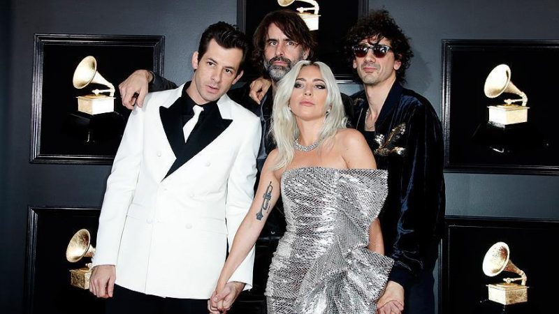 61st Grammy awards granted to winners
