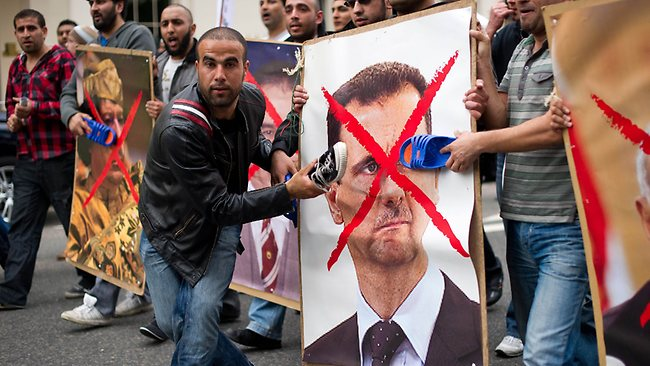 UN : Over 2000 killed in Syria protests / Syria News ...