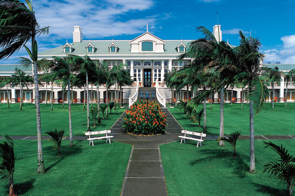 Sugar Beach Resort In Mauritius The Manor House
