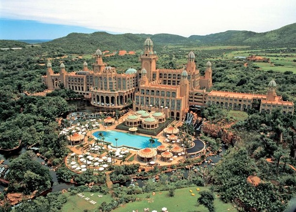 Sun City South Africa Tourism