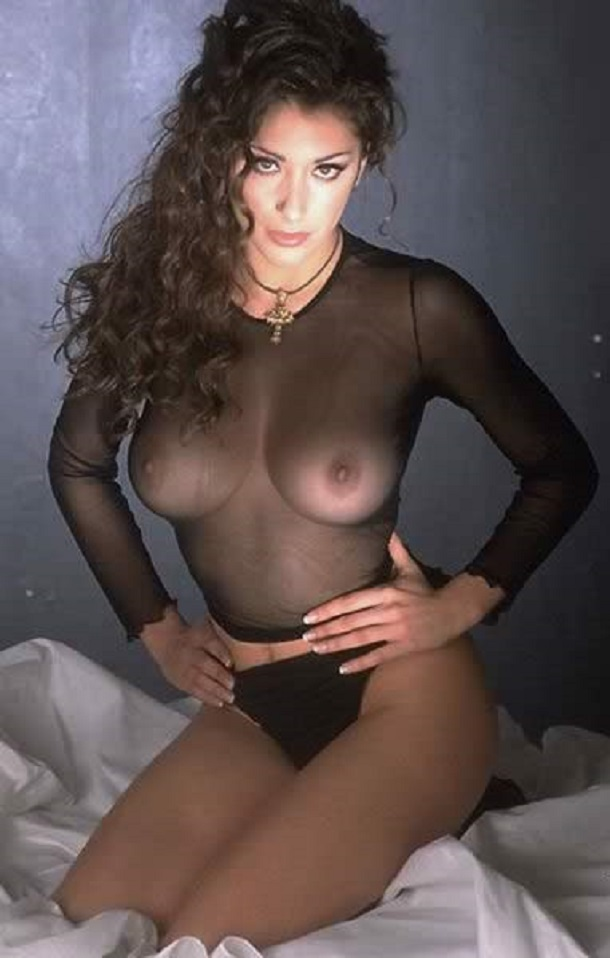 Salerno topless sabrina Sabrina Salerno