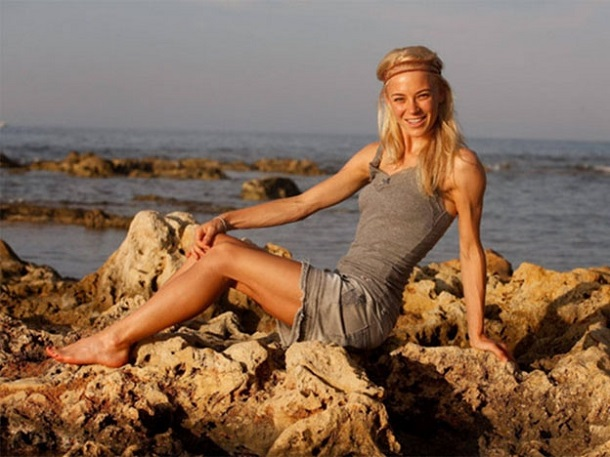 Sochi babe German Biathlete sexy Miriam Goessner posed for