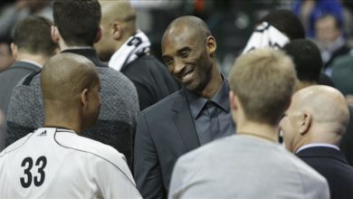 Photo of NBA legend Kobe Bryant dies in helicopter crash
