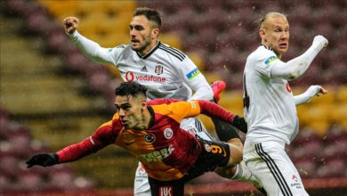 Photo of Galatasaray, Besiktas draw in Istanbul derby