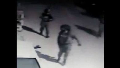 Photo of CCTV catches Israeli soldiers spitting near Arab homes