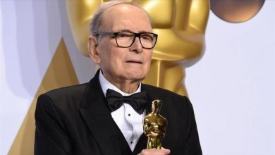 Photo of Italian composer Ennio Morricone dies aged at 91