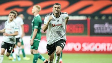 Photo of Lille interested in Besiktas striker Burak Yilmaz