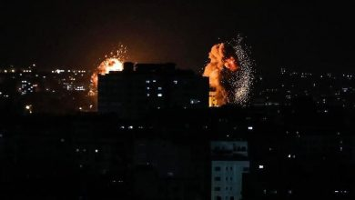 Photo of Three rockets fired at Israel from Gaza