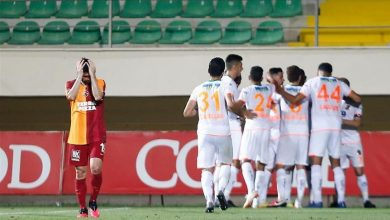 Photo of Alanyaspor beat Galatasaray 4-1