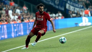 Photo of Liverpool's Salah tests positive again