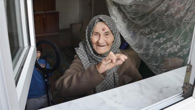 Photo of 105-year-old woman beats COVID-19 in Turkey