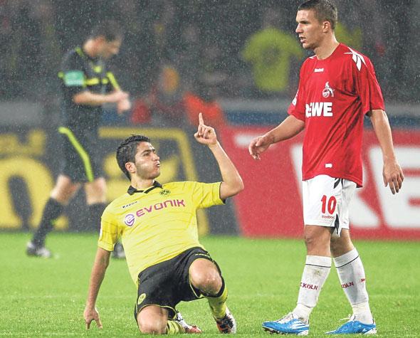 Photo of Nuri Şahin'den acı intikam! Köln: 1 – B. Dortmund: 2