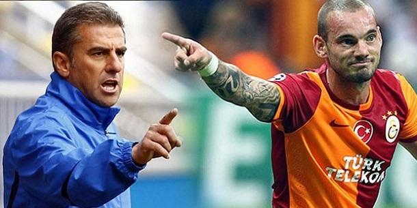 Photo of Galatasarayda Sneijder krizi Hamza Hamzaoğlunun imzası ile patlar / Spor Haberleri