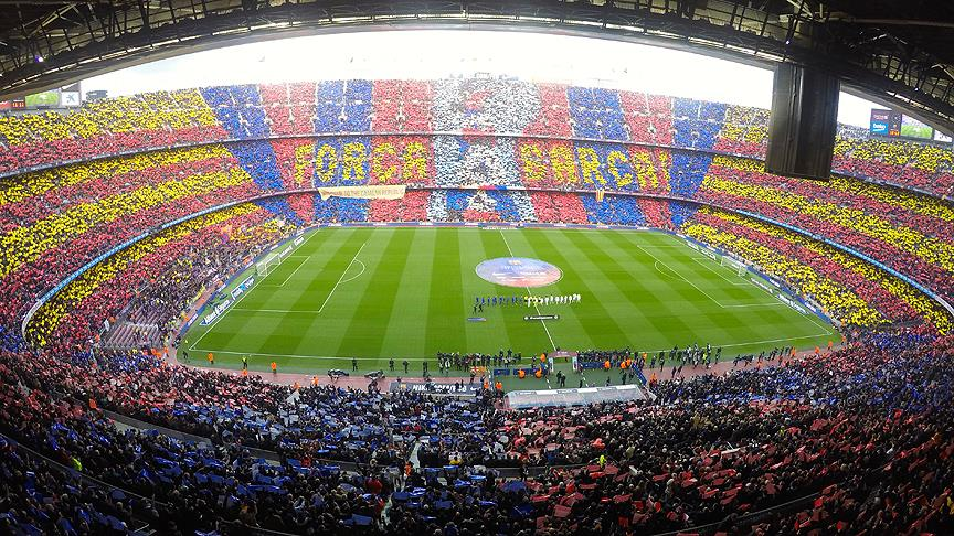 Photo of Barcelona'dan Camp Nou girişimi