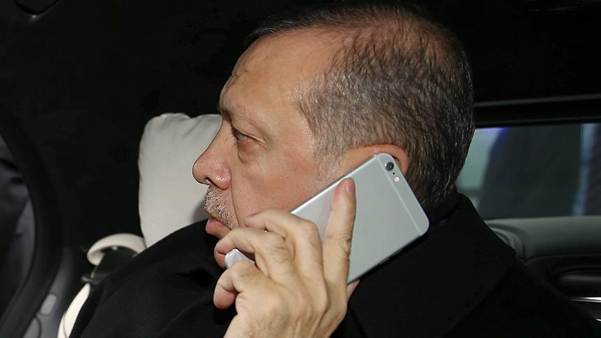 Photo of Erdoğan Kılıçdaroğlu'nu aradı