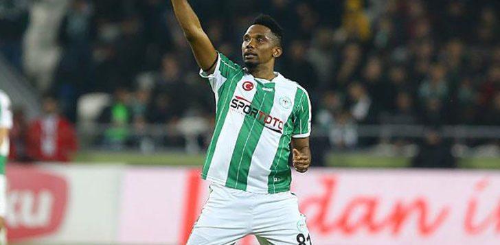 Photo of Süper Lig'de şike iddiası! Eto'o'ya ağır ithamlar