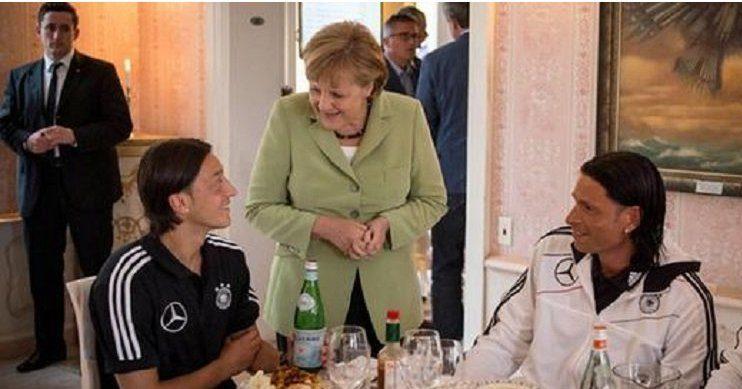 Photo of Son Dakika: Merkel'den Mesut Özil açıklaması