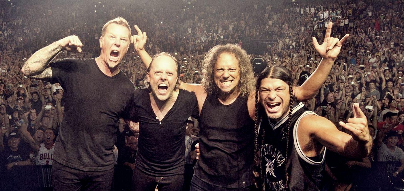 Metallica 2019 Konserleri