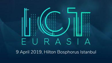 IoT EurAsia 9 Nisan 2019 Salı Günü İstanbul Hilton Bosphorus'da!