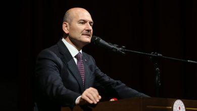 Photo of Süleyman Soylu'dan ilk açıklama