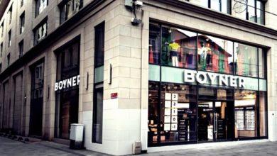 Boyner İstiklal mağazası bugün hizmete girdi