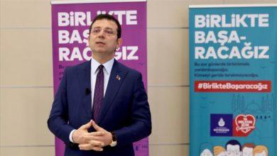 Photo of İmamoğlu'dan yeni kampanya
