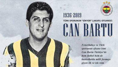 Photo of Türk futbolunun sinyoru: Can Bartu
