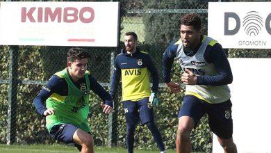 Photo of Fenerbahçe sahaya iniyor