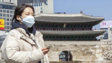 Photo of Güney Kore de Vakalar arttı, önlemler yeniden sıkılaştırılıyor