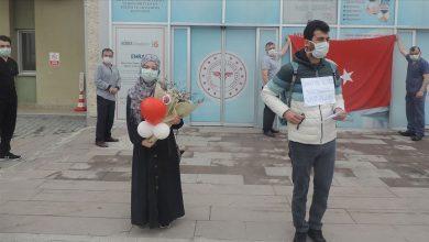 Photo of Son hastalar da taburcu edildi