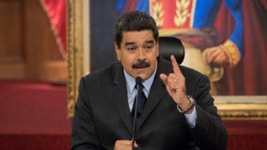 Photo of Maduro, Guaido ile ABD'liler arasında imzalandığı argüman ettiği belgeyi açıkladı