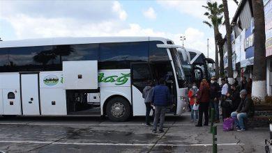 Photo of Otobüsler seferlere hazır bekliyor