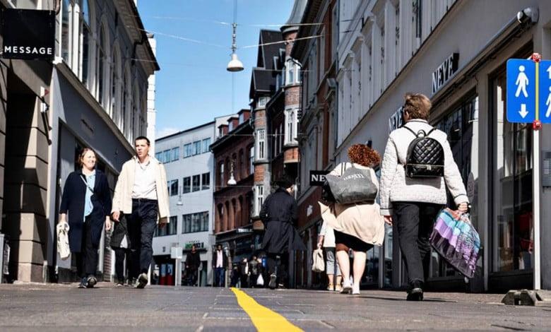 Danimarka Koronavirüs Salgınını Hafif Atlatan Ülkelerden
