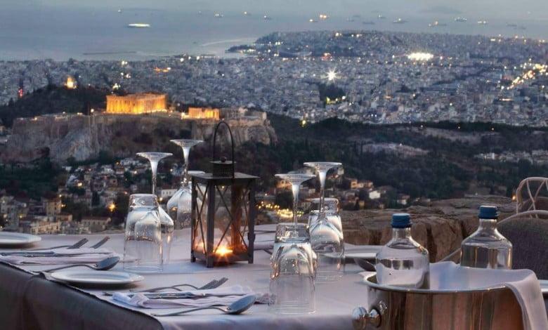 En İyi Atina Restoranları
