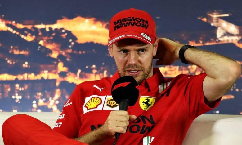 Vettel Ferrari'den Ayrılıyor