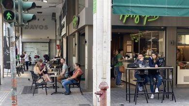 Photo of Yunanistan'da Normal Günler: Cafe ve Restoranlar Açıldı