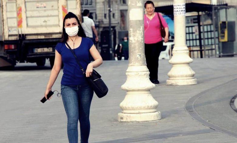 İstanbul Maske Zorunluluğu