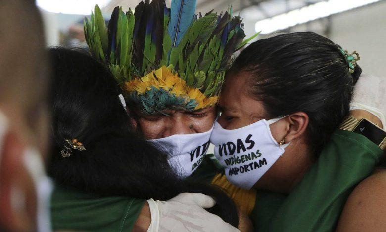 Latin Amerika Koronavirüs Salgınının Hala Merkezi Durumunda