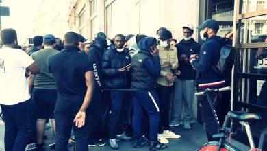 Photo of NikeTown Londra Açıldı, İngilizler Birbirini Ezdi!