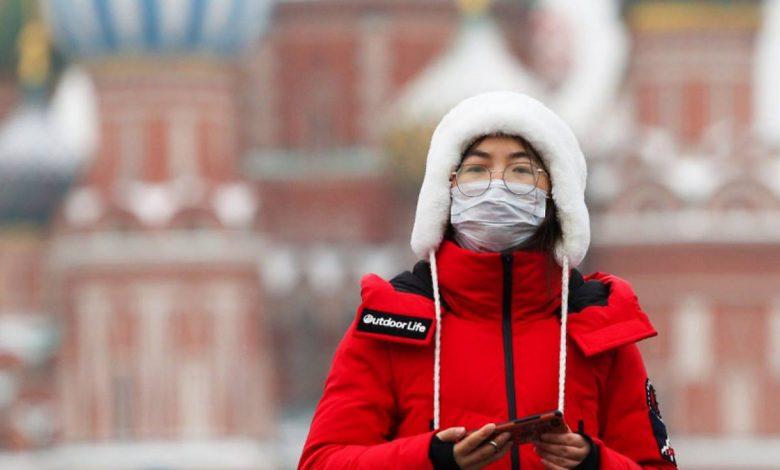 Rusya Koronavirüs Salgınının En Ağır Vurduğu Ülkeler Arasında