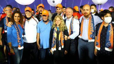 Photo of Bilal Erdoğan Başakşehir Şampiyonluğunu Sahada Kutladı!