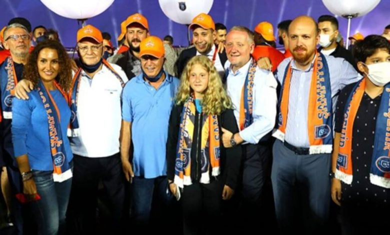 Bilal Erdoğan Başakşehir Şampiyonluğunu Böyle Kutladı